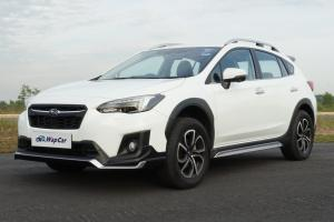 Subaru XV and Forester now with Subaru Connex telematics system; RM 1.9k upgrade for existing owners