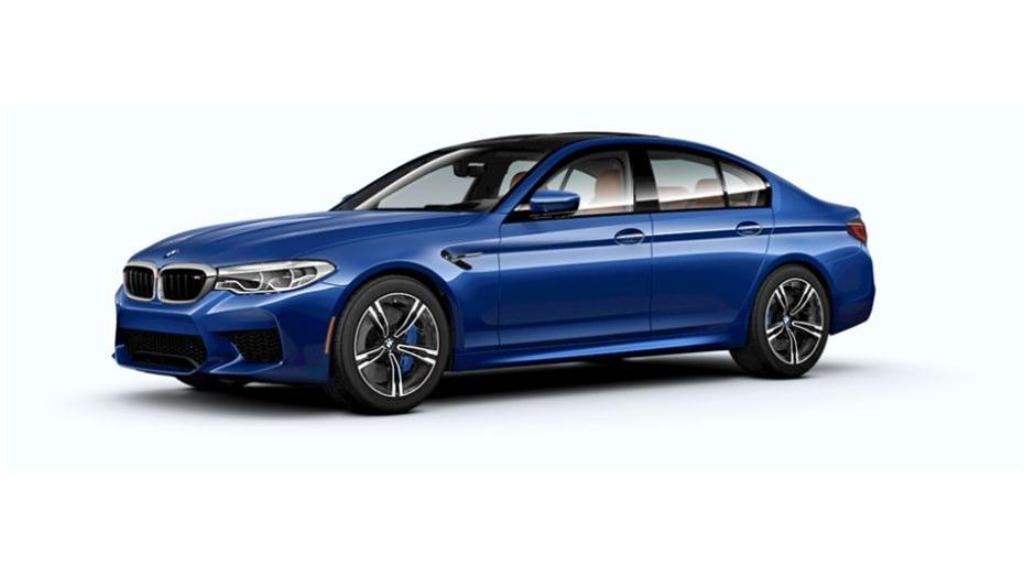 BMW M5 (2019) Others 009