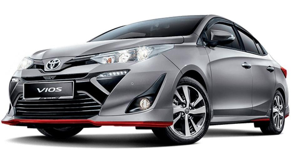 Toyota Vios (2019) Others 002