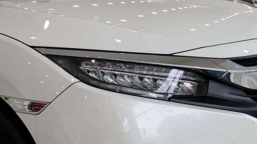 2018 Honda Civic 1.5TC Premium Exterior 021