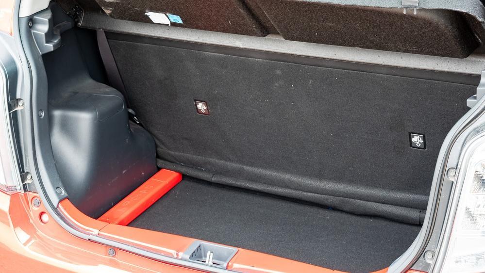 2018 Perodua Axia Advance 1.0 AT Interior 041