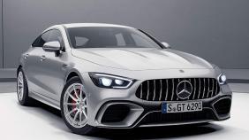 Mercedes-Benz AMG GT 4-door (2019) Exterior 014