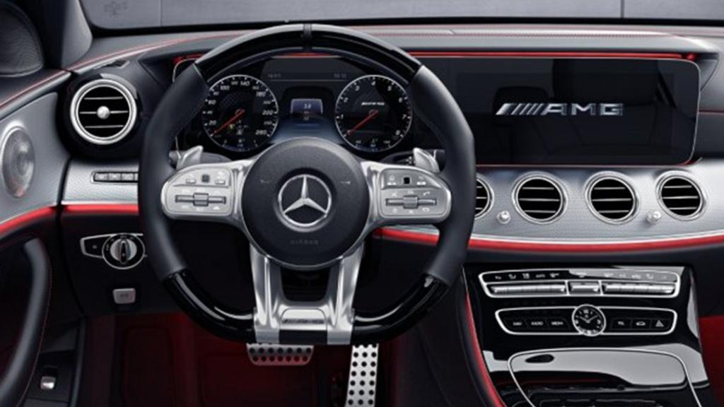 Mercedes-Benz AMG E-Class (2019) Interior 015