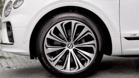 2020 Bentley Bentayga V8 First Edition Exterior 008