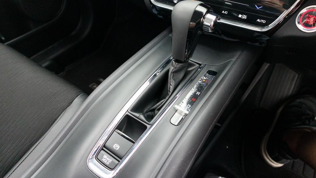 2019 Honda HR-V 1.8 E Interior 023