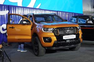 New 2021 Ford Ranger facelift debuts – Should the Hilux be afraid?