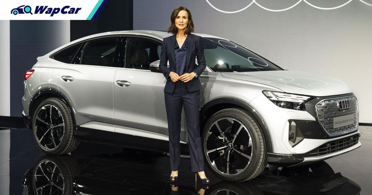 Audi Q4 e-tron debuts: Cheapest Audi EV from RM 207k 01