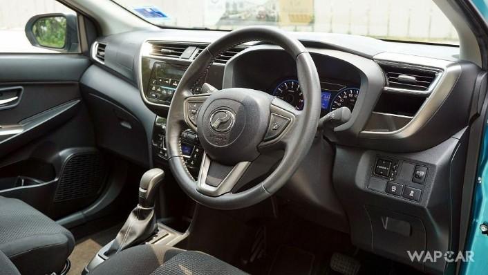 2018 Perodua Myvi 1.3 X AT Interior 007