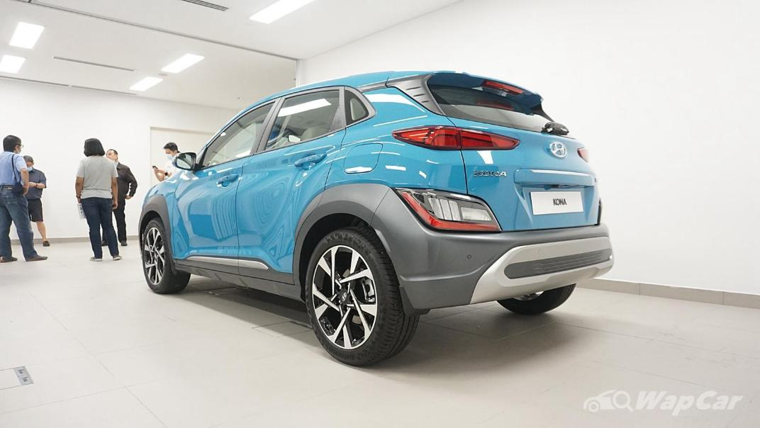 2021 Hyundai Kona 2.0 Active Exterior 004