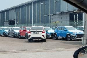 Spyshot: Hyundai Kona baru dilancarkan tahun lepas tapi model facelift dah tiba?