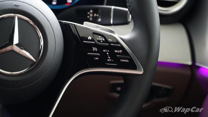 2021 Mercedes-Benz E-Class E200 Avantgarde Interior 004