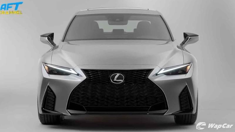Better looking spindle grille? New 2020 Lexus IS leaked ahead of 16 June debut  02