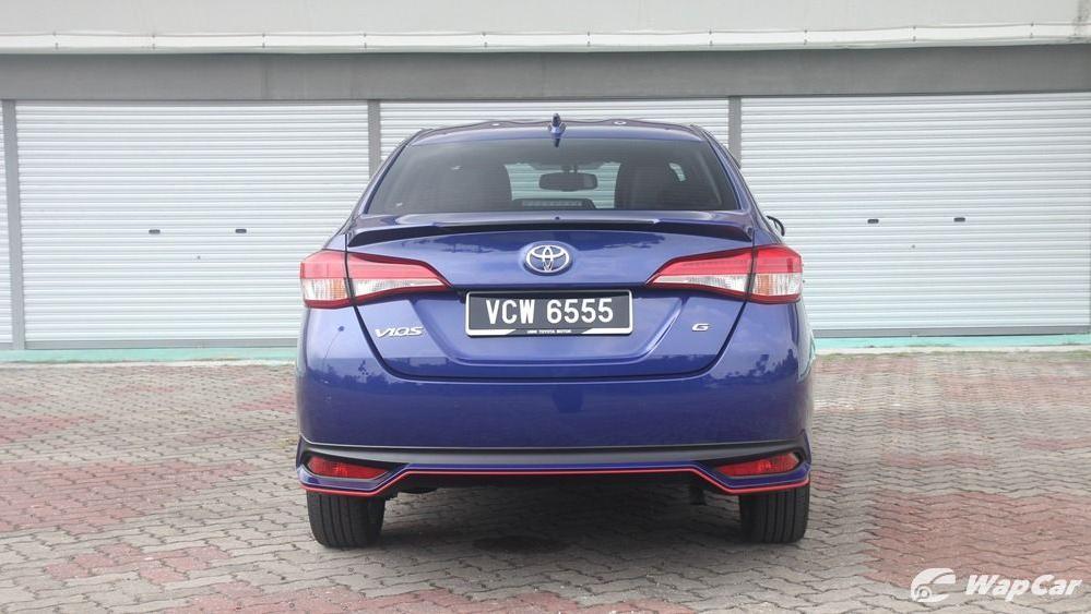2019 Toyota Vios 1.5G Exterior 033