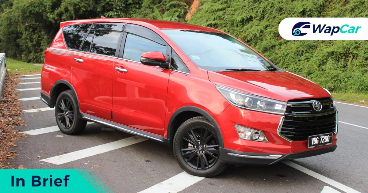 In Brief: Toyota Innova - When an Alphard is still out of reach 01