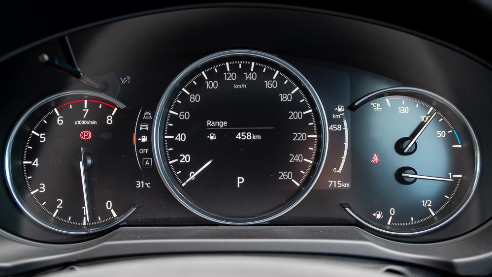 2019 Mazda CX-5 2.5L TURBO Interior 012