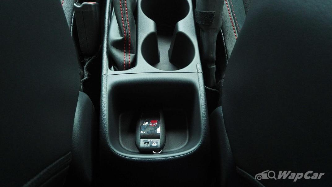 2021 Toyota GR Yaris Interior 024