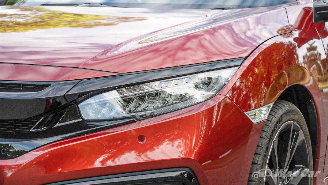 2020 Honda Civic 1.5 TC Premium Exterior 014