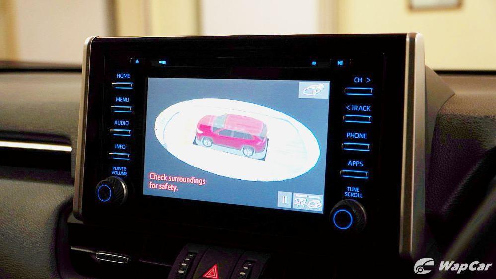 2020 Toyota RAV4 2.5L Interior 057