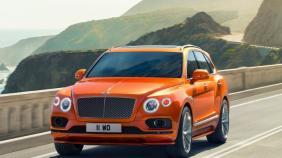 Bentley Bentayga (2019) Exterior 002