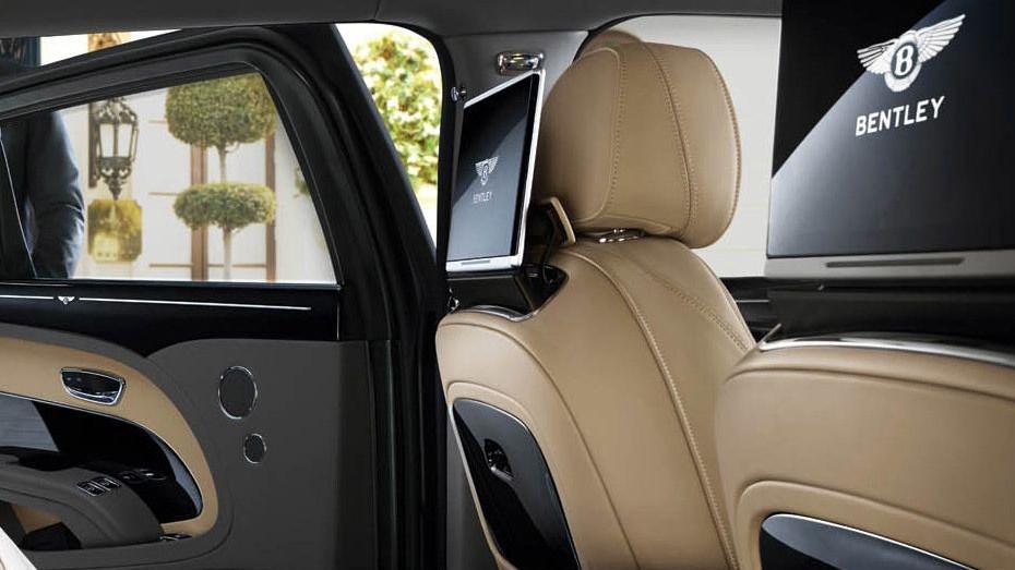 Bentley Mulsanne (2017) Interior 015