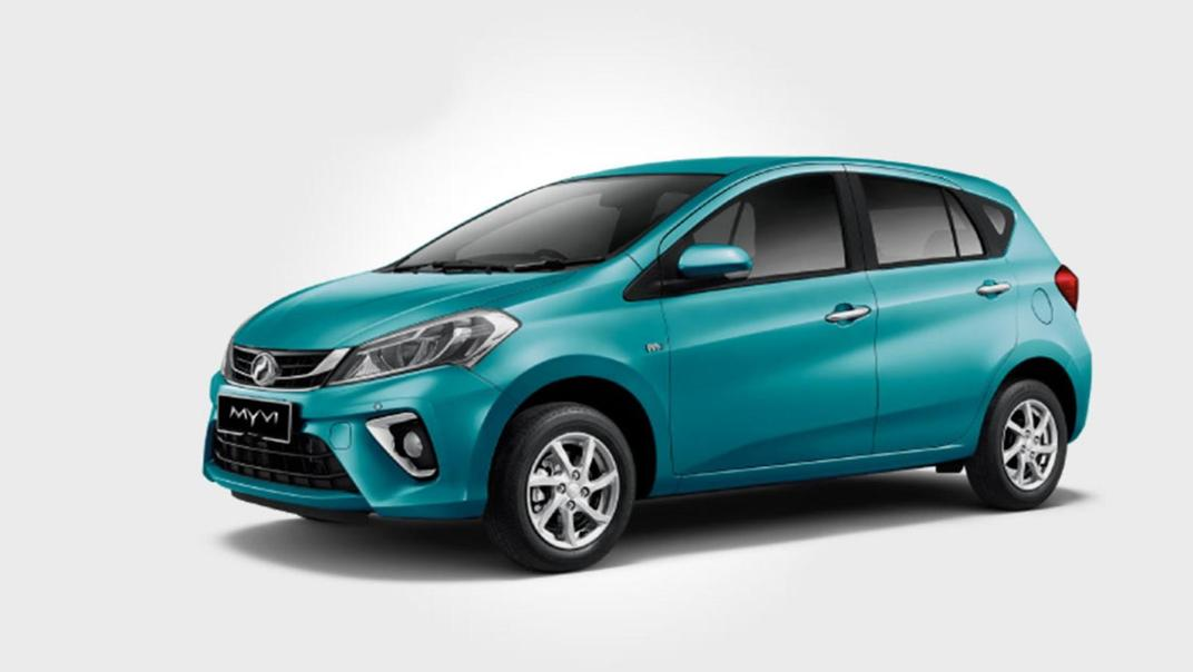 2020 Perodua Myvi 1.3L G AT Others 005