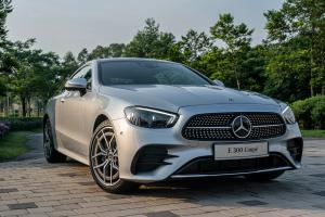New 2021 Mercedes-Benz E-Class Coupe facelift launched in Malaysia - RM 495k