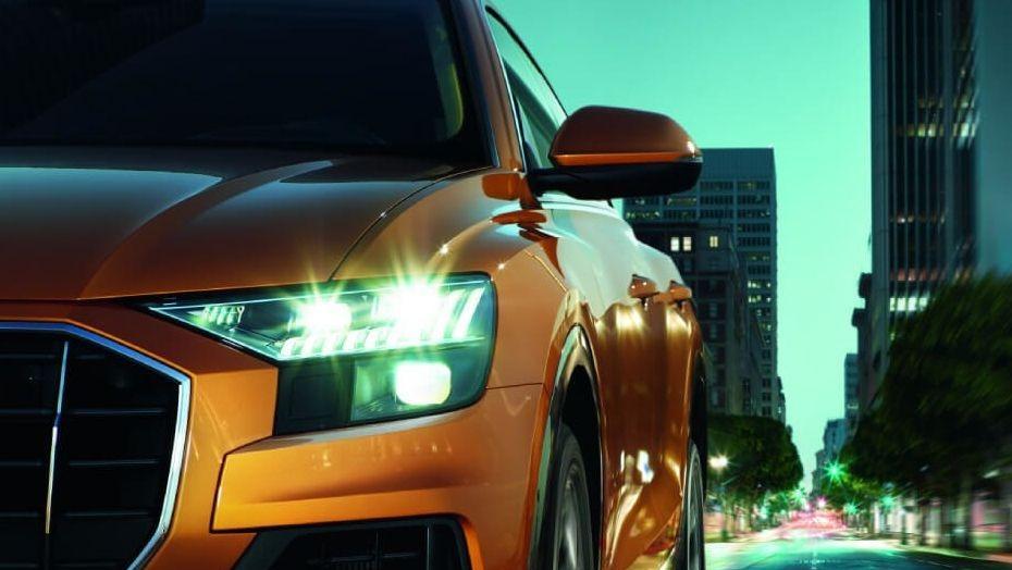 Audi Q8 (2019) Exterior 006