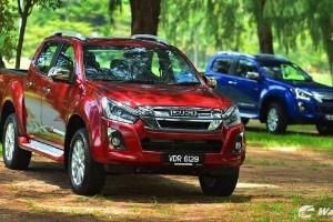 Tahukah anda, Toyota Hilux dan Isuzu D-Max tiada potongan cukai jualan walaupun CKD?