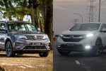 Should you buy a new Proton X70 or a used Honda CR-V?