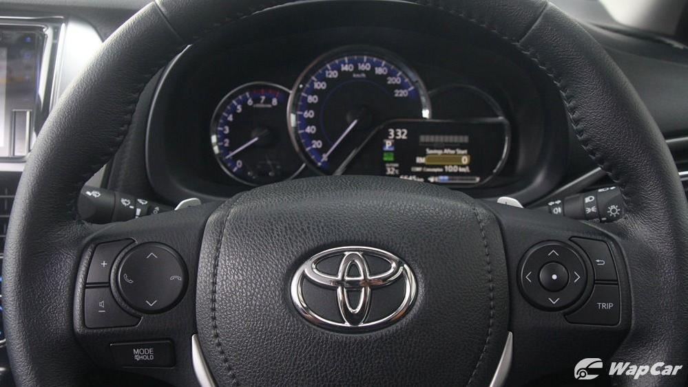 2019 Toyota Vios 1.5G Interior 038
