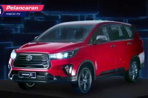 Toyota Innova facelift 2021 dilancarkan di Malaysia – bermula RM 111k, kamera 360-darjah, BSM
