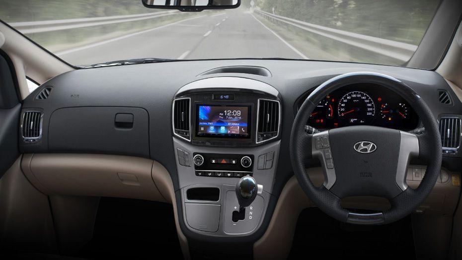 Hyundai Grand Starex (2018) Interior 004