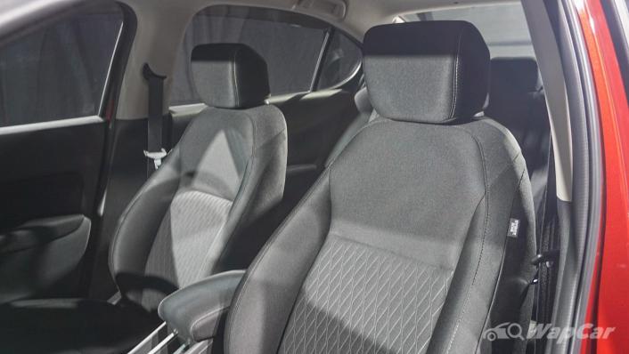 2020 Honda City 1.5L E Interior 009