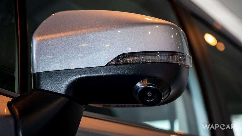 2019 Subaru Forester 2.0i-S EyeSight Exterior 024