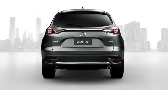 Mazda CX-9 (2018) Exterior 007