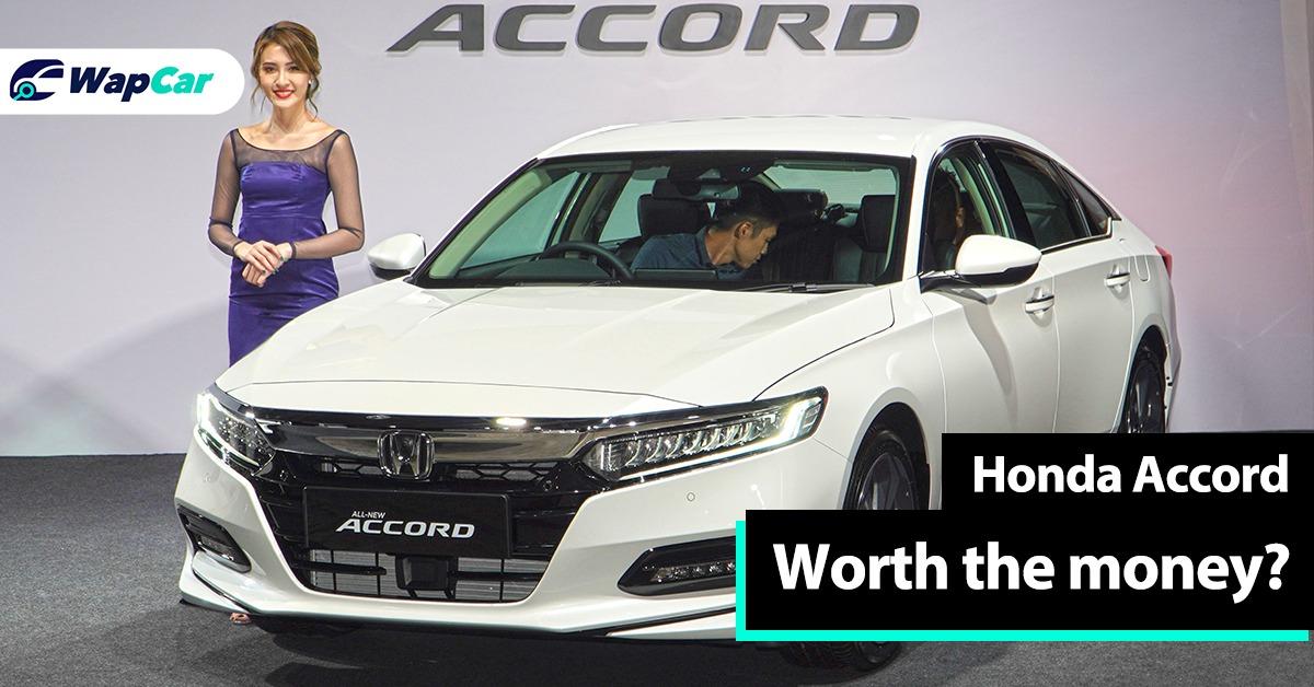 2020 Honda Accord cover