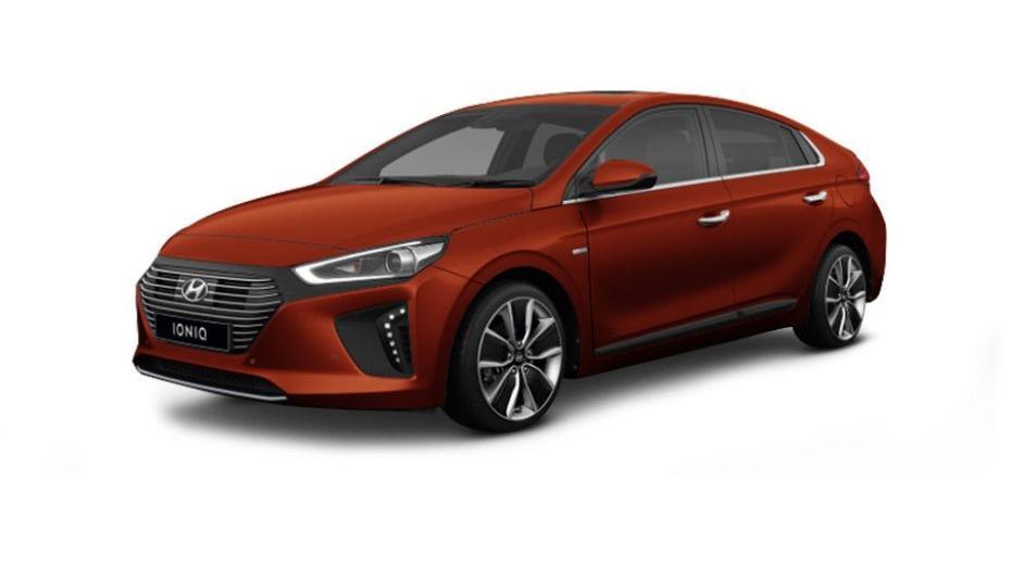 Hyundai Ioniq (2018) Others 005