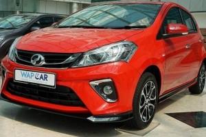 Perodua Myvi, kereta terlaris di Malaysia
