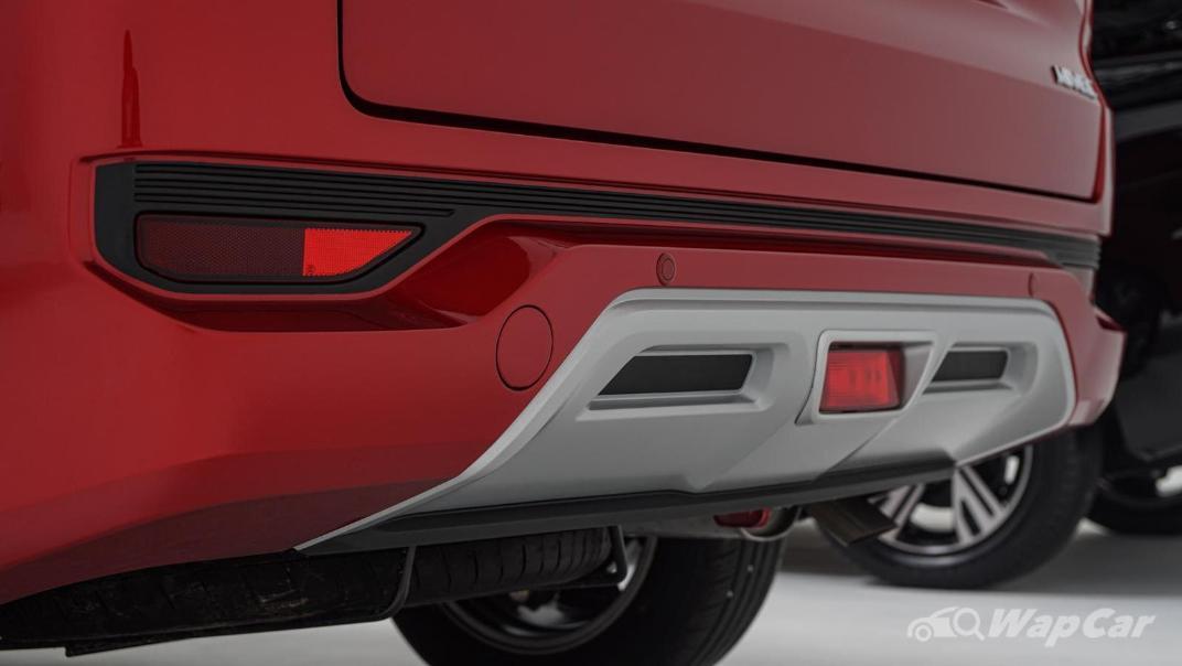 2020 Mitsubishi Xpander 1.5 L Exterior 024