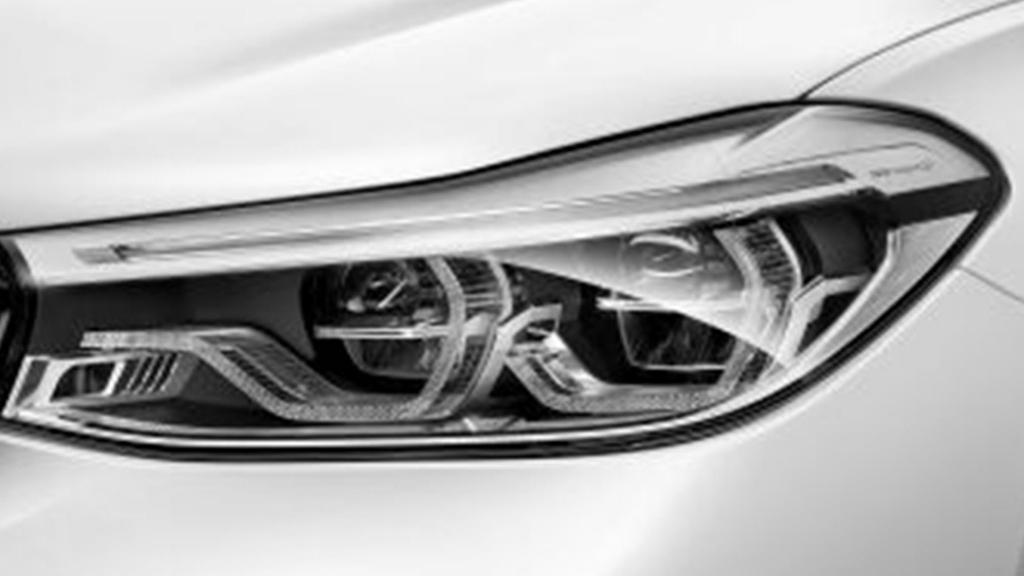 BMW 6 Series GT (2019) Exterior 008