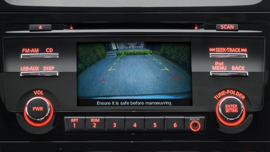 Nissan Teana (2018) Interior 005