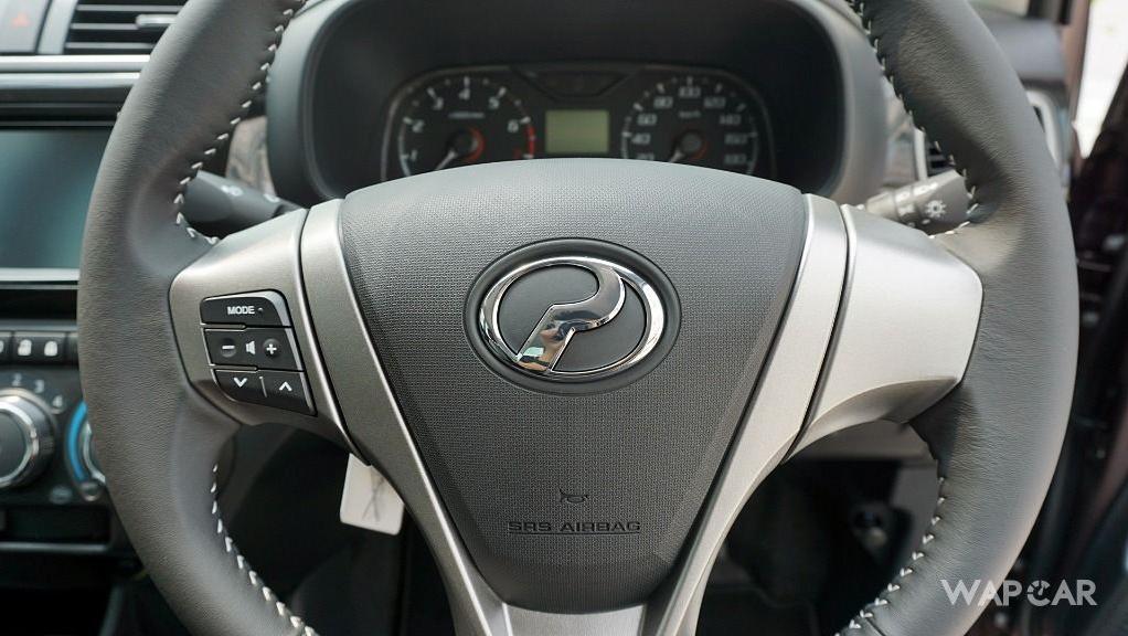 Perodua Bezza (2018) Interior 014