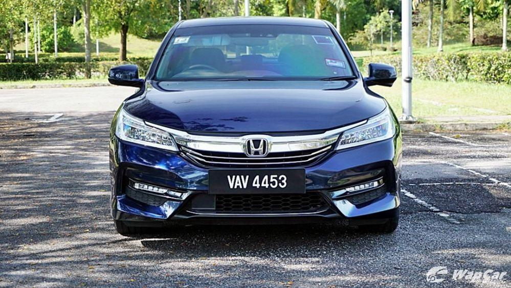 2018 Honda Accord 2.4 VTi-L Advance Exterior 002