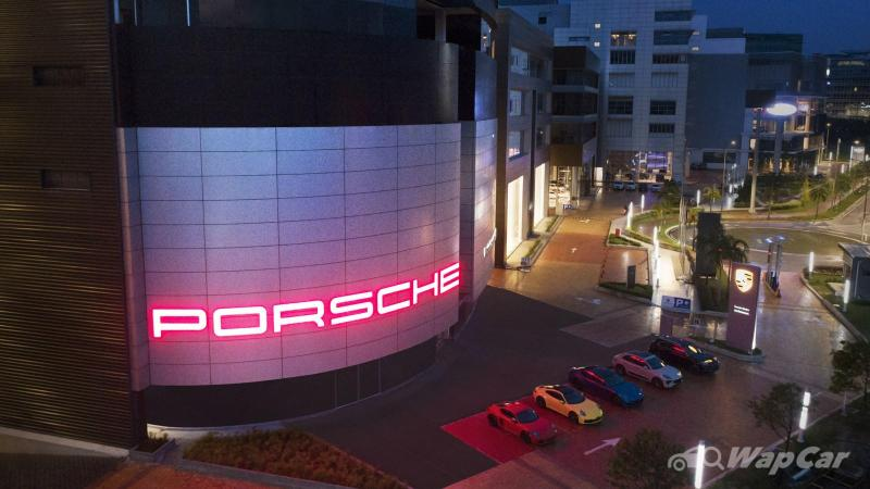 Porsche's H1 2021 sales is up 31 percent, exceeds pre-Covid, Cayenne leading 02