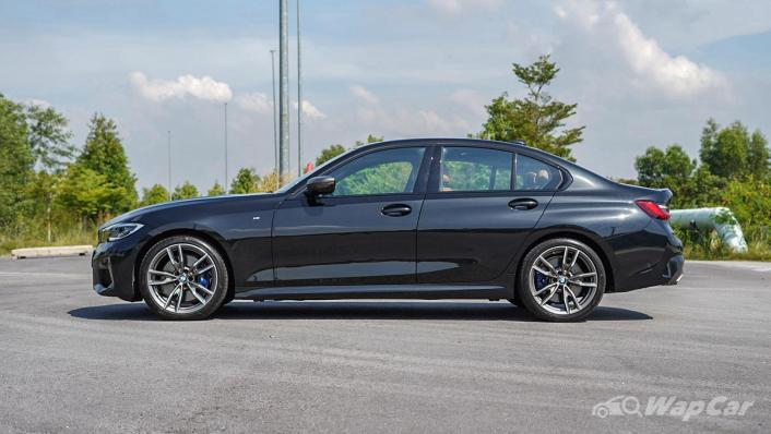 2020 BMW M3 M340i xDrive Exterior 008