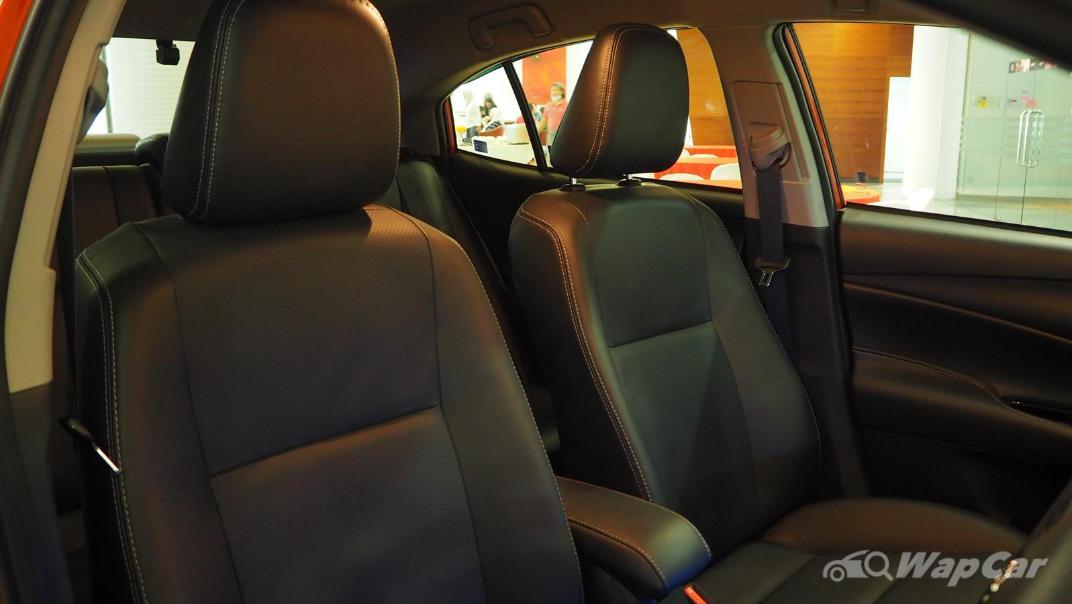 2021 Toyota Vios 1.5G Interior 009