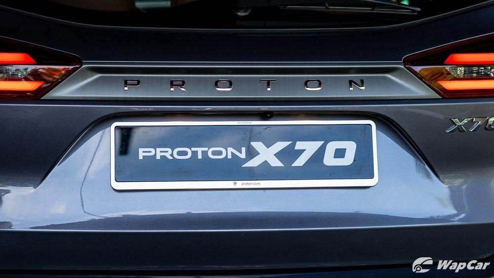 2020 Proton X70 1.8 Premium 2WD Exterior 042