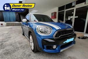 """Owner Review: A not so mini """"Mini"""" - My Mini Cooper Countryman Hybrid Review"""