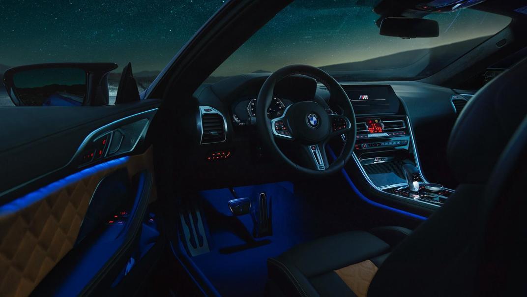 2020 BMW M850i xDrive Coupe Interior 005