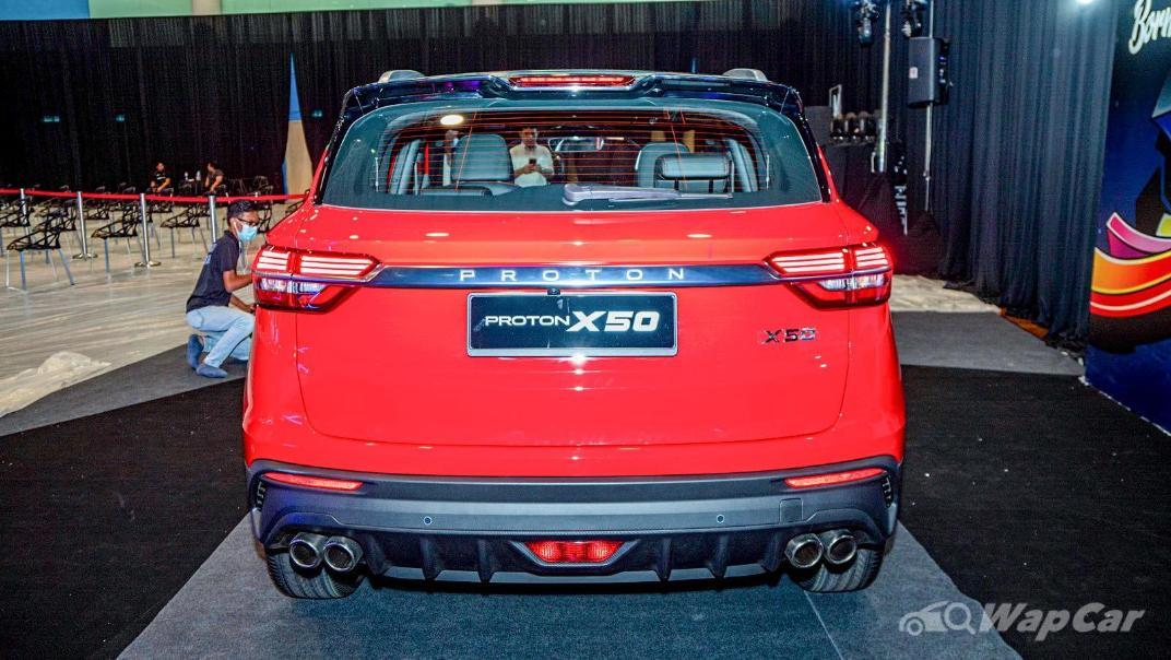 2020 Proton X50 1.5T  Flagship Exterior 063